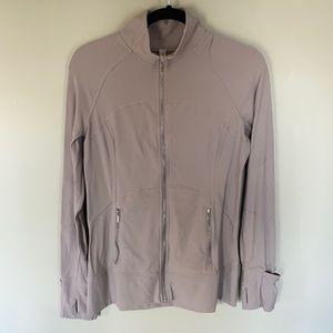 Lululemon Contour Jacket Light Purple. Size 10
